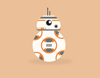 Star Wars - BB-8 Short Animation