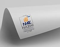 Nazim Logo Design