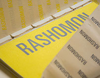 Rashomon Film Booklet