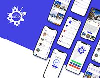 India Travel App UX/UI Design