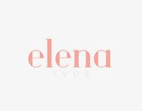 Elena | Type