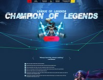 Mothly Event : Champion of Legends