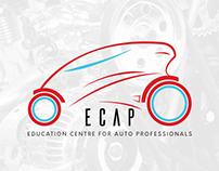 Logo Redesign - ECAP Beograd - Concept 2