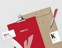 Логотип для транспортно-логистической компании KARSPED