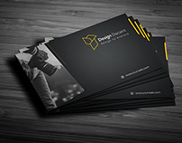 Photographic Business Card