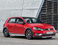 Volkswagen Golf Alltrack hatch