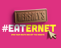#EATERNET / Hershey's