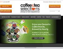 Coffee Tea Selections