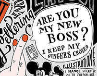 ARE YOU MY NEW BOSS?