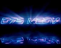 O73 Media Logo Treatments