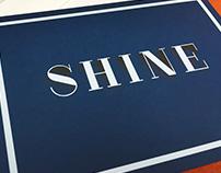 Shine Event Identity