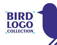 My bird logo collection