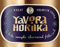YAVORA HORILKA vodka