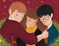 Christmas' cards