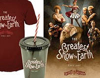 Ringling Bros. Proposed Vintage-inspired Products