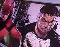 Daredevil & Punisher
