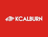 KCALBURN - layout design, event