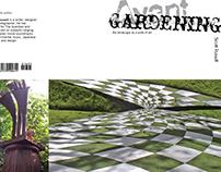 Avant Gardening Student project