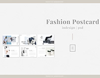 Fashion Postcard