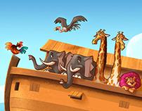 L'arca di Noè - storie di uomini e animali
