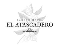 Hotel El Atascadero - Brand Identity