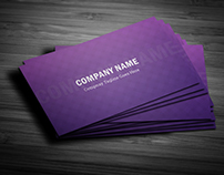 Purpicia Business Card