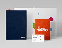 Bewe Travel Agency - Branding & Web design