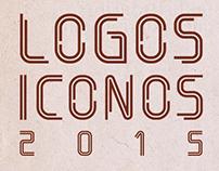 Logos e iconos/ 2015