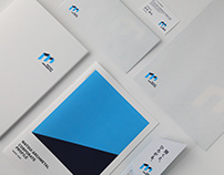 MATSUI ARCHMETAL CORPORATE Branding Identity Design