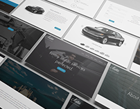 Matrix Chauffeured Website