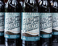 Farm-to-market Beers