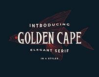 Golden Cape font