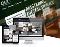 Qyn - Webdesign