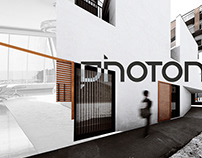 Logotype+site photonic.studio
