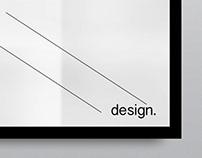 THIS IS DESIGN - Pôsteres autorais