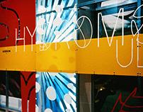 Reebok Supershow (Exhibit Graphics), 1998