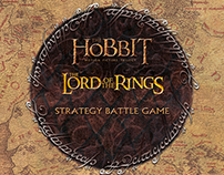 THE HOBBIT & THE LORD OF THE RINGS Character series box