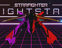 NIGHTSTAR: STARFIGHTER (Released)