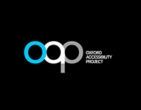 Oxford Accessibility Project - Logo Design