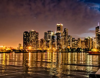 One day around Chicago...