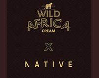 Wild Africa Cream x Native Collaboration