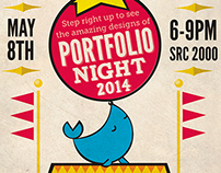 Portfolio Night 2014