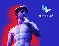 Human 4.0 - Brand Identity