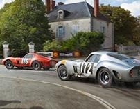 FERRARI 250 GTO for U&L