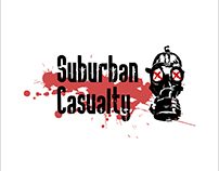 Suburban Casualty Band Logo