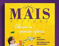 Revista Mais Atitude Ed.50 :. Diagramação e Anúncios