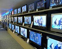 Televizor ieftin sub 1000 lei, prin comanda online