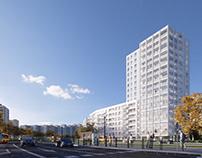 Światowida residential building