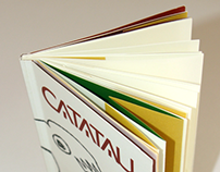Catatau Experimental Book