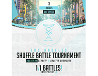 Shuffle Showcase FACE TO FACE BATTLES TOURNAMENT